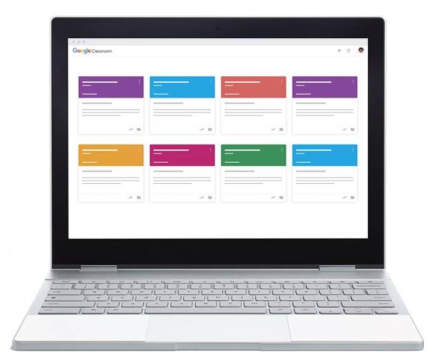 Google Classroom – codis classes